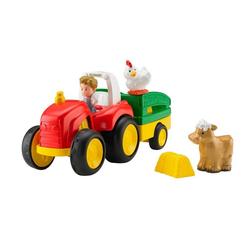 Fisher-Price® Lernspielzeug Fisher-Price BJT40 - Little People - Traktor mit