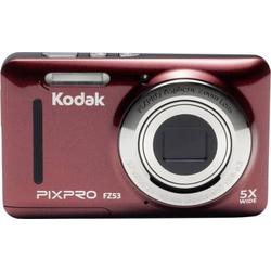 Kodak Friendly Zoom FZ53 red Digitalkamera 16 Megapixel Opt. Zoom: 5 x Rot