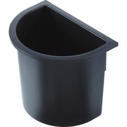 Abfalleinsatz für Papierkorb Classic 2l schwarz