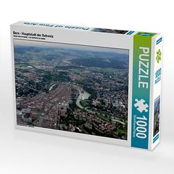 Bern - Hauptstadt der Schweiz Lege-Größe 64 x 48 cm Foto-Puzzle Bild von Susan Michel Puzzle