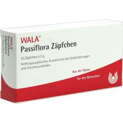 Passiflora Zäpfchen