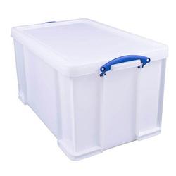 Really Useful Box Aufbewahrungsbox 84,0 l weiß 71,0 x 44,0 x 38,0 cm