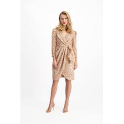 Lavard Abendkleid mit Seide 85461
