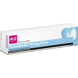 Terbinafin AbZ 10mg/g