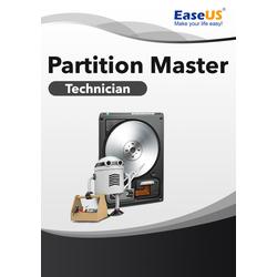 EaseUS Partition Master 15 Technician