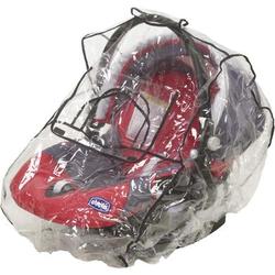 Playshoes Regenverdeck für Babyschalen universell/transparent
