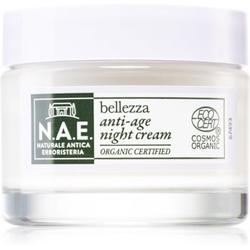 N.A.E. Bellezza Nachtcreme gegen Falten 50 ml