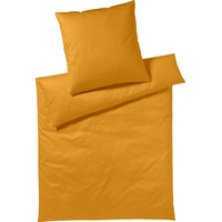 Yes for Bed Pure & Simple Uni gold (155x220+80x80cm)