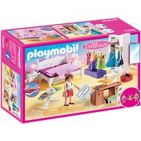 Playmobil Dollhouse Schlafzimmer mit Nähecke (70208)