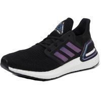 adidas Ultraboost Kids 20 black-purple/ white, 37.5