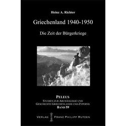 Griechenland 1940-1950