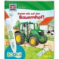 Tessloff BOOKii Was ist Was Junior Komm mit auf den Bauernhof
