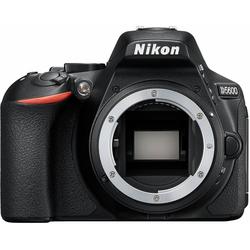 Nikon D5600 Body Spiegelreflexkamera (24,2 MP, Bluetooth, NFC, WLAN (Wi-Fi)