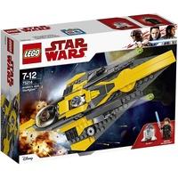 Lego Star Wars Anakin's Jedi Starfighter (75214)