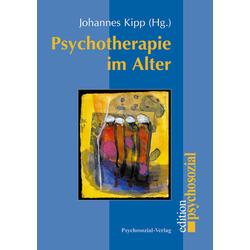 Psychotherapie im Alter: Buch von
