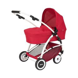 BRIO® Puppenwagen Puppenwagen Spin rot mit Schwenkrädern