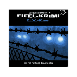 Jacques Berndorf - Eifel-Krimi Folge 1-Eifel-Blues (CD)