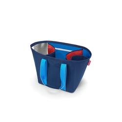 REISENTHEL® Einkaufsshopper Einkaufstasche re-shopper 1, 25 l blau