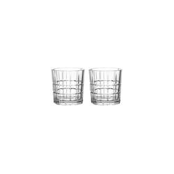 LEONARDO Whiskyglas RUM Whiskybecher 250 ml 2er Set (2-tlg)