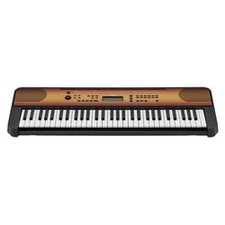 Yamaha PSR-E360 MA Keyboard Ahorn
