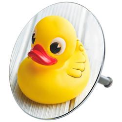 Sanilo Stöpsel Ente, für Badewannen und Duschen, Ø 7,2 cm