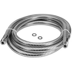 Ideal Standard Schlupfbrauseschlauch 2 x M 15 x 1, 2000 mm chrom