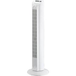 Duracraft DO-1100E Turmventilator 40W (Ø x H) 20.6cm x 79.2cm Weiß