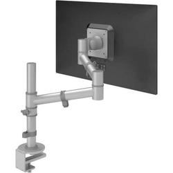 Monitorarm viewgo Schreibtisch 122 silber