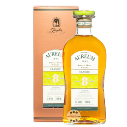 Ziegler Aureum Classic 8 Jahre Single Malt Whisky