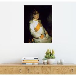 Posterlounge Wandbild, Otto Von Bismarck 60 cm x 80 cm