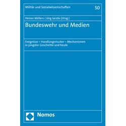 Bundeswehr und Medien als Buch von
