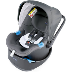 Chicco Babyschale Babyschale OASYS, Cool Grey
