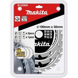 Makita Sägeblatt B-33906 (3-St)