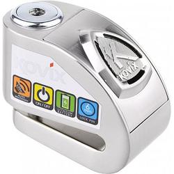 Kovix KD6 Alarm-Bremsscheibenschloss - Grau - one size