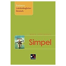 Marie-Aude Murail: Simpel. Tina Rehm  Barbara Reidelshöfer  - Buch