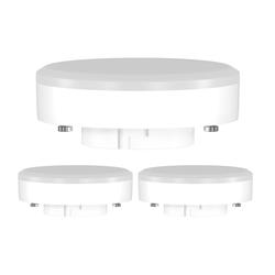 GX53 LED Strahler 10W=74W 1000lm 4100K 120° Strahler weiß, 3 Stk.
