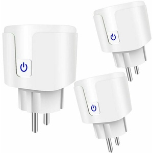 Smart WiFi WLAN Plug Steckdose Amazon Alexa Google Intelligente Socket Stecker
