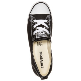 Converse Chuck Taylor All Star Ballet Lace Ox black/ white, 37