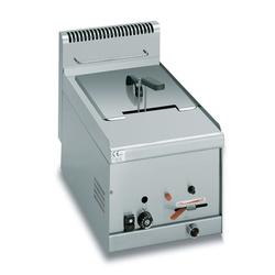 Friteuse Gas 300 x 600 x 290 mm, 8 Liter