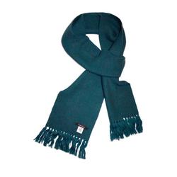 Posh Gear Wollschal Alpaka Schal Calido aus 100% Alpakawolle grün
