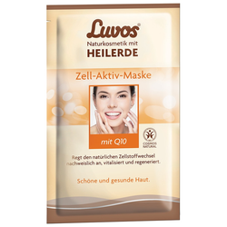 Luvos Naturkosmetik Masken Gesicht Anti-Aging-Maske