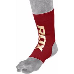 RDX AW Knöchelbandagen (Größe: L, Farbe: Rot)