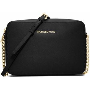 Michael Kors Tasche/umhängetasche Jet Set Item Lg Ew Crossbody Black 35f8sttc9l