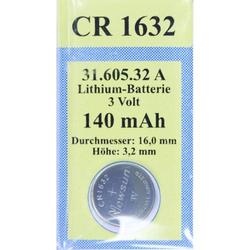 BATTERIEN Lithium 3V CR 1632 1 St.