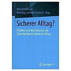 Sicherer Alltag? - Buch