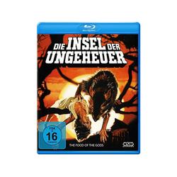 Insel der Ungeheuer Blu-ray