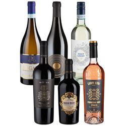 6er-Paket Italien - Weinpakete