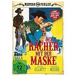 Der Rächer mit der Maske - DVD  Filme