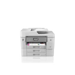 Brother DIN A3 Business-Ink Multifunktionsgerät Tintenstrahldrucker, (LAN (Ethernet), WLAN (Wi-Fi)