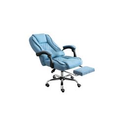 HTI-Line Schreibtischstuhl Chefsessel Jackson blau
